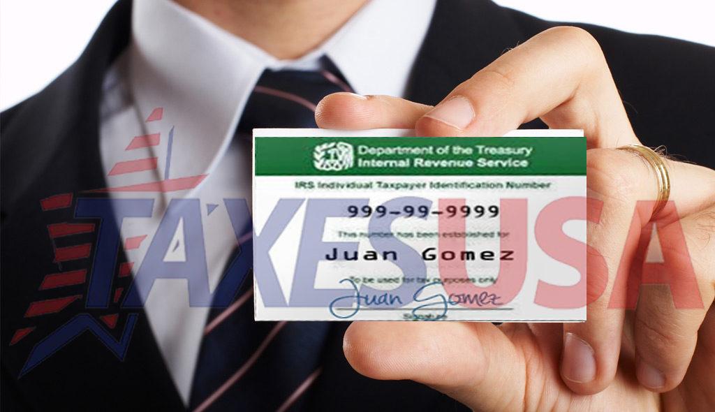 ITIN - Taxes USA Miami - Obtengalo